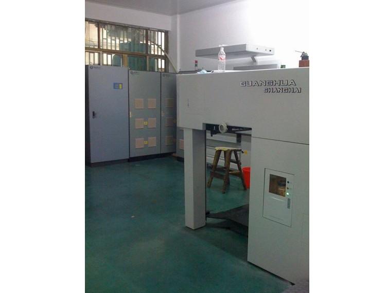 大力印刷机加装UV