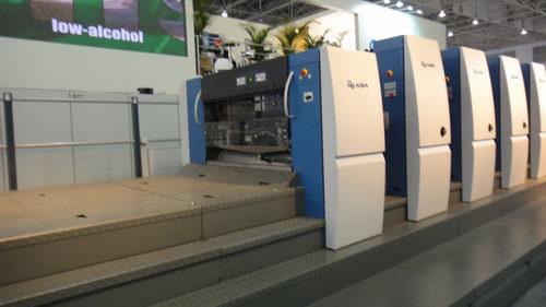 精美胶印机加装UV