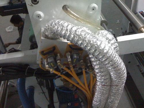 泰兴热转印机加装UV