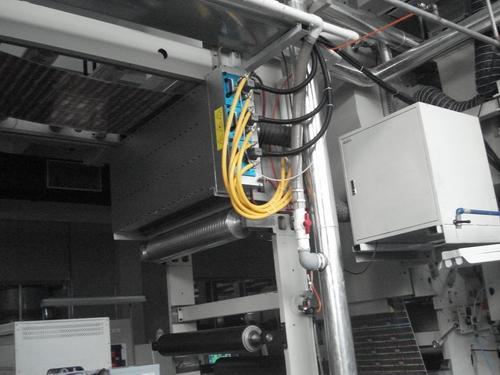 赛鲁迪凹印机加装UV系统
