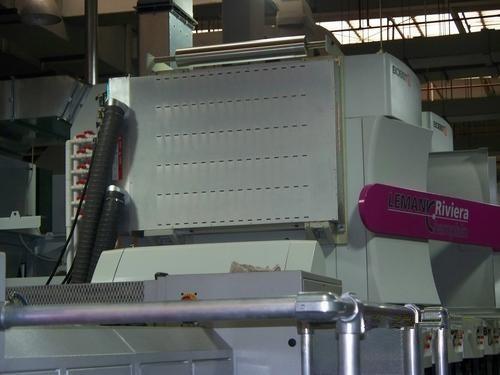 波斯特印刷机加装UV系统
