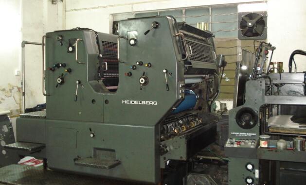 海德堡胶印机超越离合器