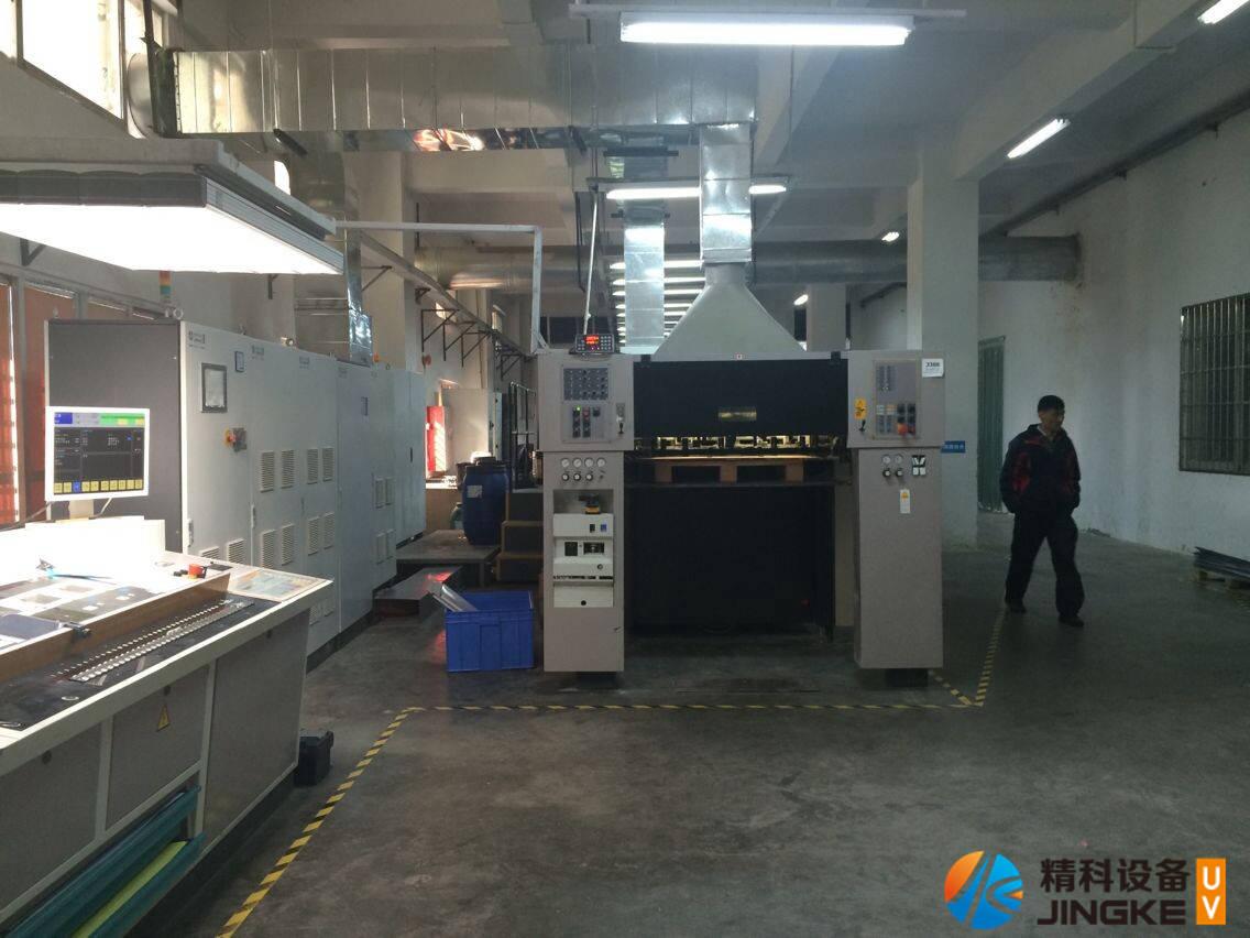曼罗兰ROLAND 700印刷机加装UV2
