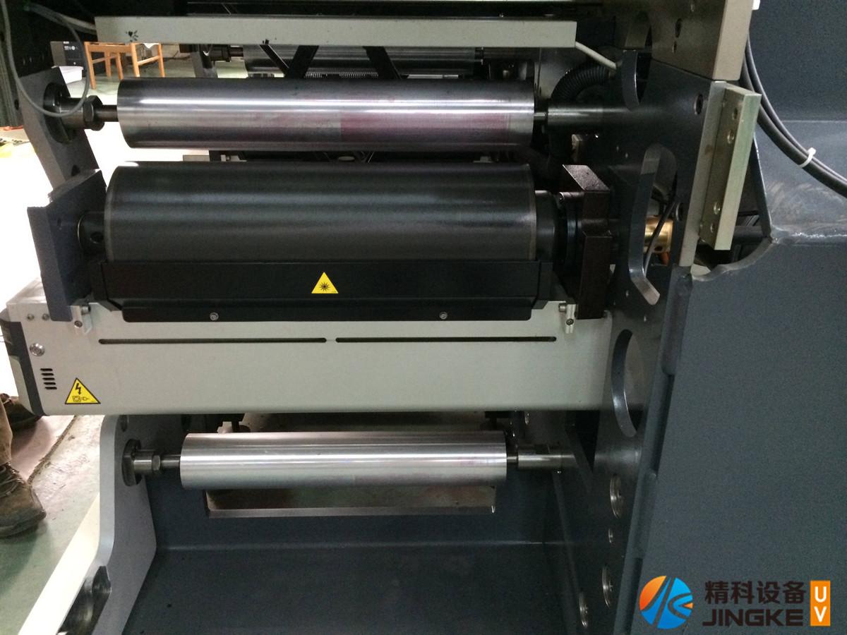 水墨印刷机加装UV设备8