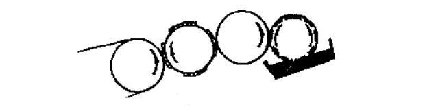 双辊式传墨装置