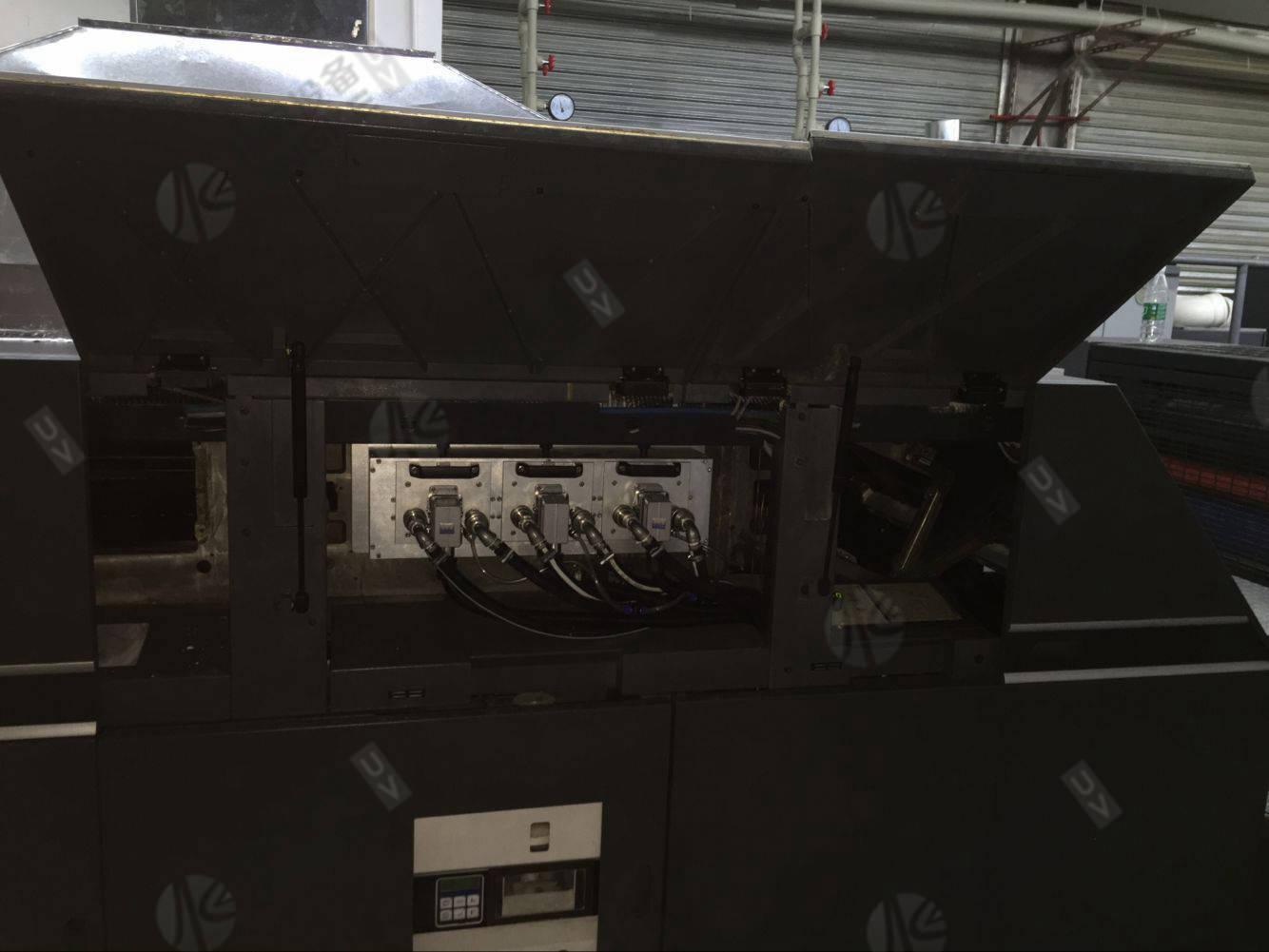 海德堡CD740胶印机加装UV设备4