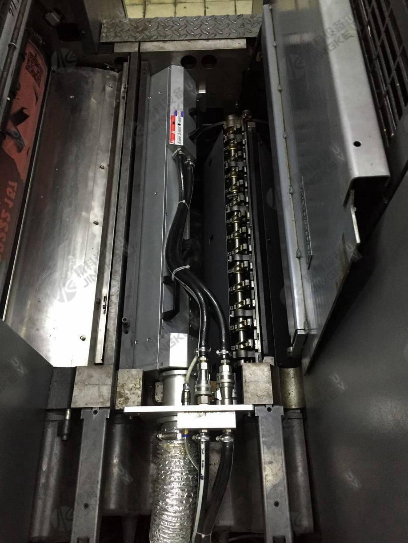 海德堡CD740胶印机加装UV设备3