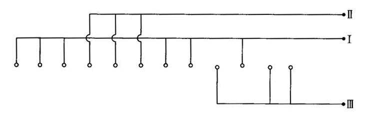 红外线灯管功率控制电路调节的方法