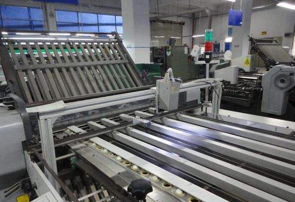 在线印品自动检测设备