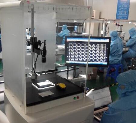 标签质量自动检测设备的优势