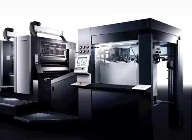 海德堡CX102印刷机差动