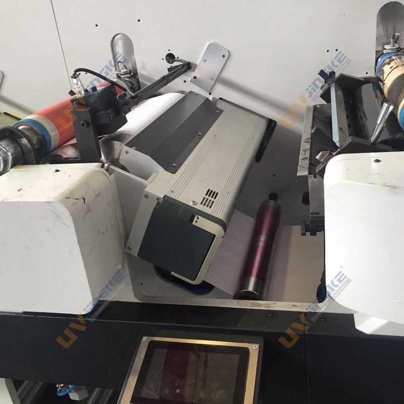 高速柔印机UV4