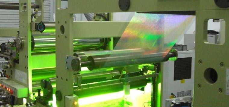 UV上光固化
