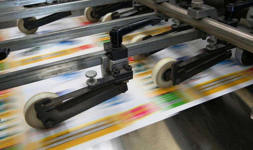 新印刷工艺